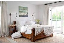 Interiors // Bedroom / by Meghan Kennedy