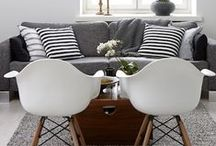 Interiors // Living Room / by Meghan Kennedy