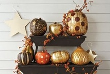 Autumn Leaves / All things fall - crafts, decor, food, & fun.  / by Lindsey Cannon