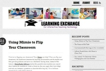 Teaching Blogs to Visit / These blogs are great to spur ideas when it comes to creating lessons that incorporate your interactive teaching technology...whether you're using Mimio or KUNO one-to-one mobile tablets. / by Learning Exchange