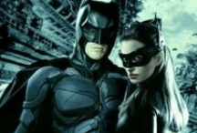 Batman and Catwoman (Bruce & Selina) / Best Comic book couple EVER!! / by Laura Wattie