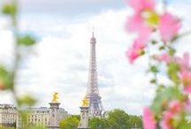 Ah, Paris. Et France, aussi.  / by Ann Marie Huefner