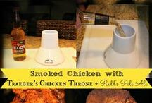 All Things Traeger / by Chloe Will
