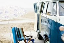 Vintage Vehicles / VWs, Scooters, Trailers, and Campers / by Michelle Ray Viscal
