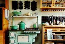 Kitchen  / by Sara Casey