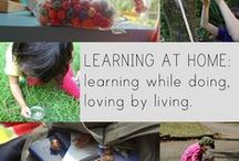 HomeSchool / by Sara Robison @ Five Hazelnuts