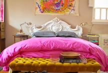 Bedrooms / by Hanna Evers