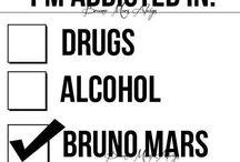 Bruno Mars / I feel like a teen all over again when I hear his music !!! ❤ / by Gessenia Duran