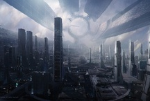 Sci Fi/Fantasy / by Fernando Ospina
