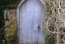 Behind Beautiful Doors / by P.J. Williams
