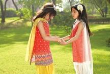 Biba Girls Spring Summer 2012 Campaign / by Biba India