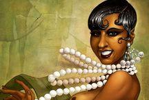 Josephine Baker / by Natalie D. Ray - Warthen