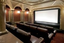 Home Theater / Ideas For My Home Theater / by Matthew McCluggage