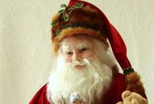 Here Comes Santa Claus / by Claudia Griffin