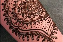 Henna / Mehndi Designs / by ♥• ᏋℓℓᏋη •♥