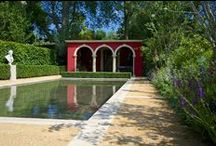 Chelsea Flower Show 2014 / Be inspired by our Italian Renaissance-themed Show Garden at The Chelsea Flower Show. #BrandAlleyInspired.   More here: http://bit.ly/1eE8fwx / by BrandAlley UK