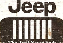 Jeep / by Doris Cook