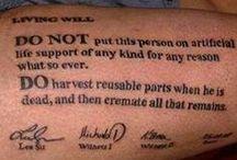 tattoo ideas / by Bonnie Banuelos
