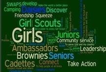 girl scouts / by Kelly Salcedo