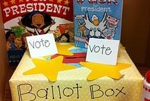 Elections Unit Study / by Rachel Carlisle