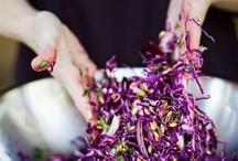 Soups, Salads, Stews & Slaws / by LaManda Joy | The Yarden