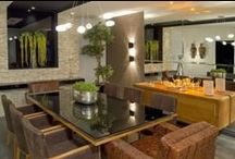 Home Decor - Living/Dining Room / by Aline Rodrigues Ribeiro