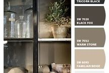 Home - Interiors / Inspiration for the way I wish to live! / by Deborah Groseclose