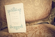 {real wedding} sarah and jb / by Invitations by Ajalon
