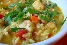 Soups, Stew & Chowders / by Bev Epstein