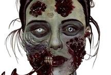 Ӝ̵̨̄  Zombies  Ӝ̵̨̄ / by Kay Hartman