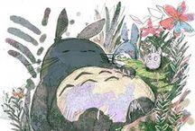 Ghibli / by Valerie Mojica