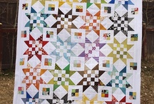 Quilts Scrappy / by Mandy Foot - Seams Sew Together