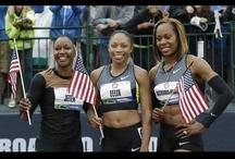 2012 Black Olympians / by Bev Gaines