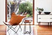 interiors / by Kristina Meltzer