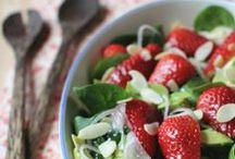 Sara's Scrumptious Salad ideas / by Strange Eden