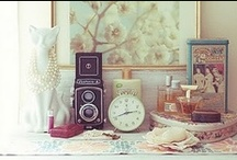 Vintage Camera Inspiration / by All Propped Up