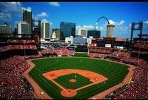 Baseball Heaven........STL!!!!! / by Stacy Wegener Morgan