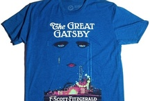 "The Great Gatsby by Out of Print / ""It makes me sad because I've never seen such - such beautiful shirts before."" / by Out of Print"