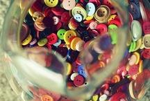 Buttons / by Rachel B