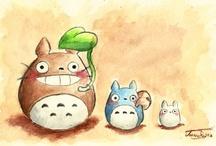 Totoro / by Rachel B