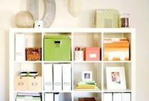 Ideas for an organized life  / by Erica Hinkle