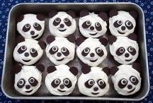 pandas <3 / by Rachel B