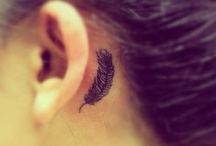 Tattoos / by Chalita