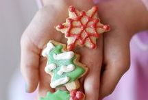 Christmas Cookies / Wonderful Christmas cookies to warm your heart for the holiday. / by De Vonee Kaiser