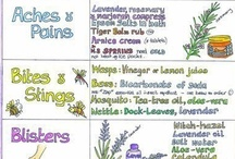 Naturally Healing Ideas and Recipes / by Kim @ His Special Kids' Families