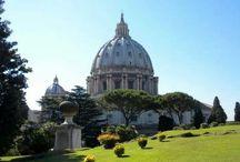 €€€ Vatican City €€€ / by Sergio Scalella