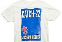 "Catch-22 Collection / ""That's some catch, that Catch-22."" / by Out of Print"
