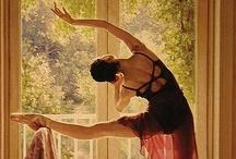 Ballerina dreams... / by Donna P Cagnina