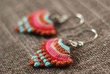 Crocheted Jewellery / by hummingbird.pie