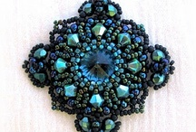 Bead Weaving - Beaded Beads / by hummingbird.pie